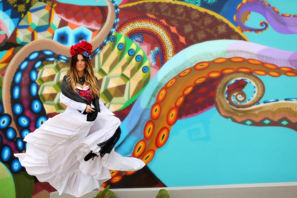 Frida Wardrobe Vibrant Colors Luxury Fashion