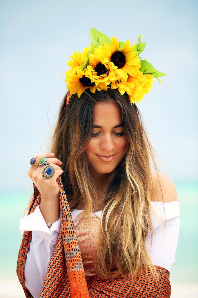 Frida Wardrobe Sunflowers