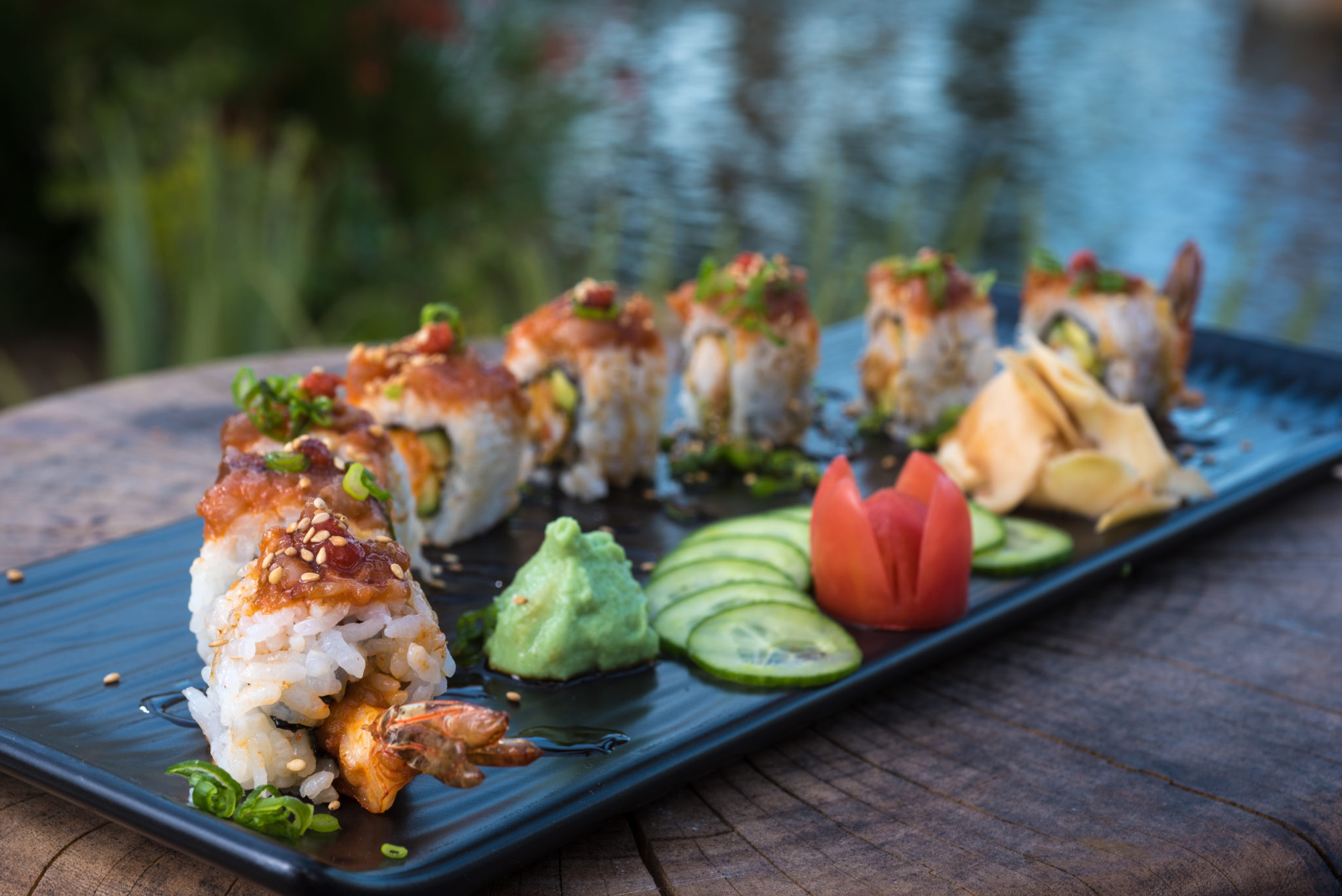 Toro Latin Kitchen & Bar Sushi