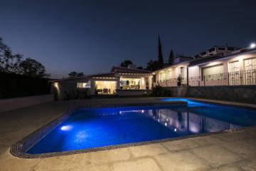Mansion Maria Pool Large Shot