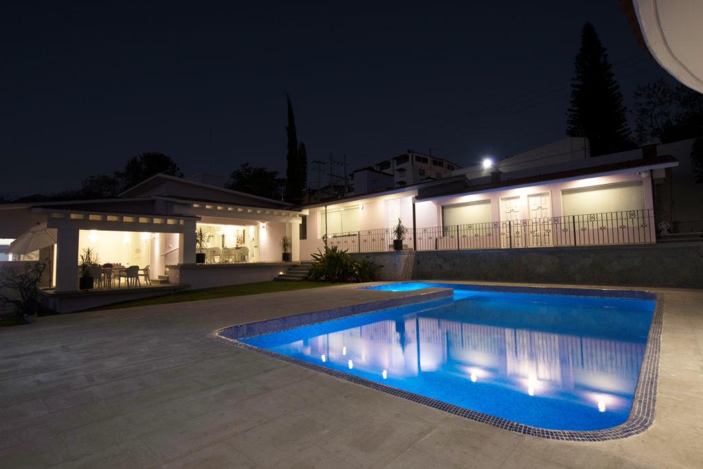 mansion maria pool