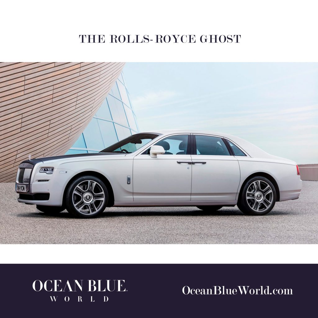 The Rolls-Royce Ghost