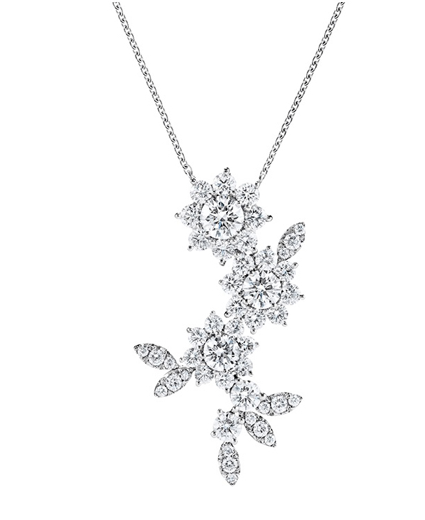 HARRY WINSTON PENDANT