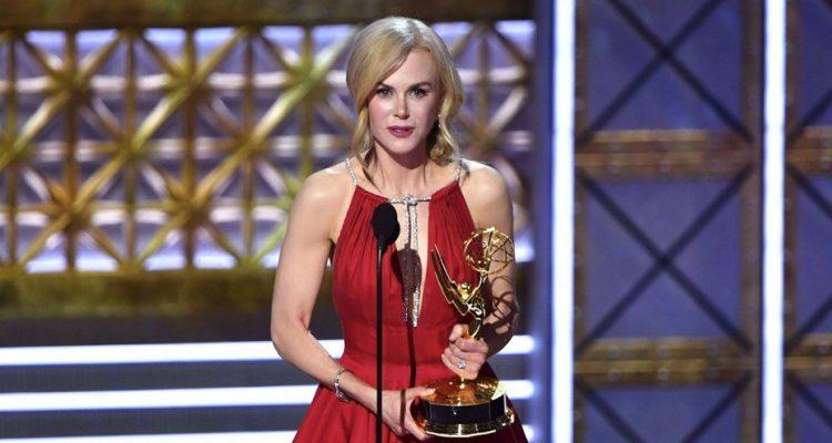 Nicole Kidman Emmy Award