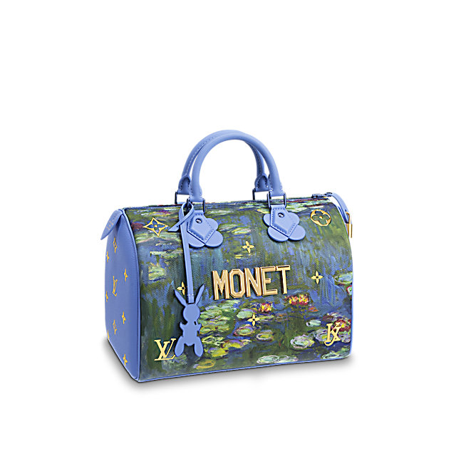 Louis Vuitton x Jeff Koons MASTERS Collection