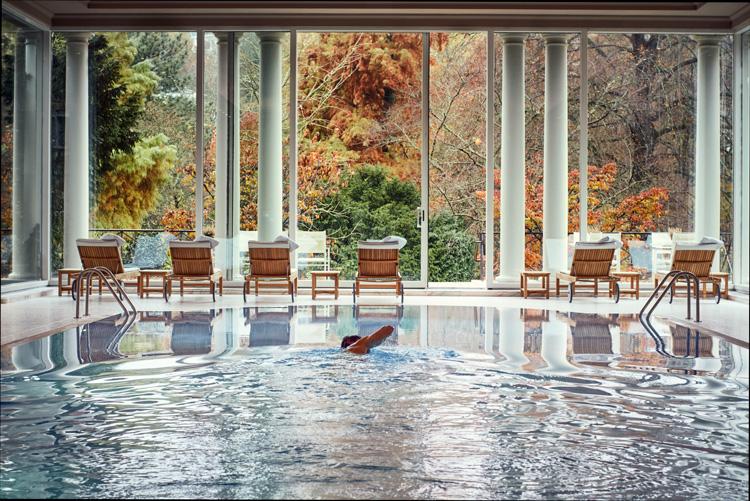 Top Wellness Retreats 2018 Luxury Wellness Travel Ocean Blue World